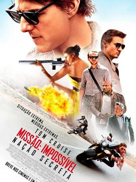 Missão: Impossível - Nação Secreta (2015)