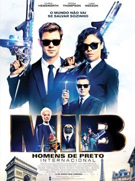 MIB: Homens de Preto - Internacional (2019)